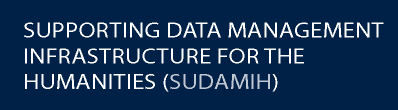 Supporting Data Management Infrastructure for the Humanities
